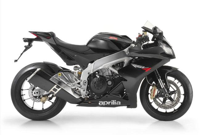 Aprilia bike
