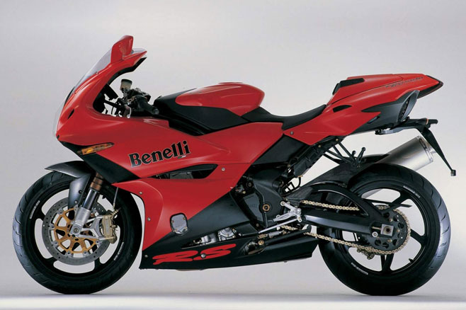 Benelli bike