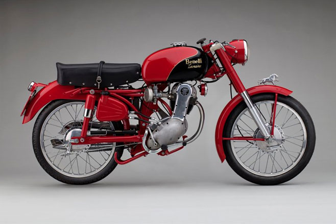 Benelli motorcycle