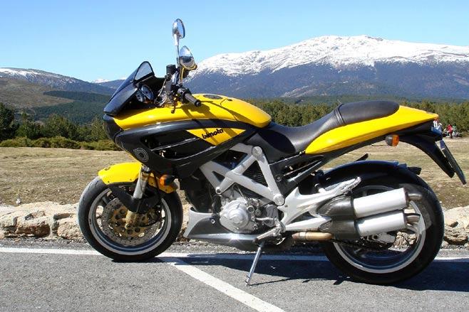 Bimota motorbike