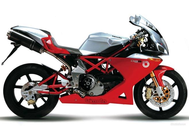 Bimota motorcycle