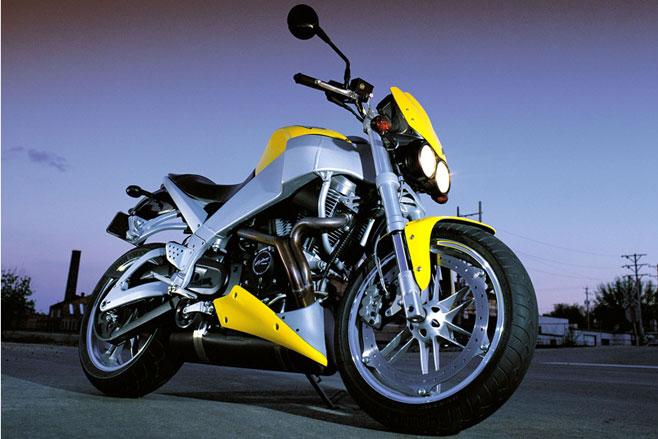 Buell bike