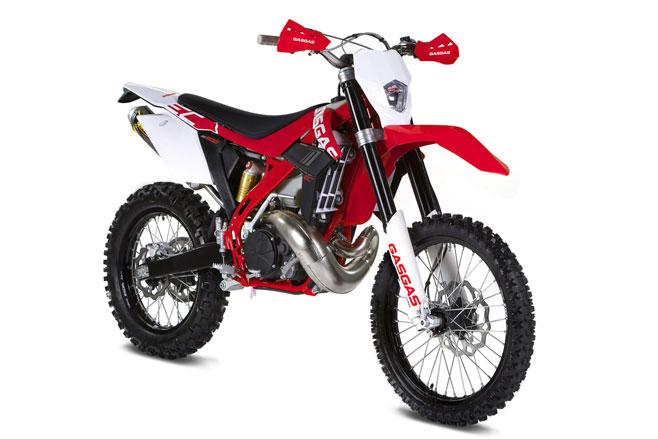 Gas Gas bike