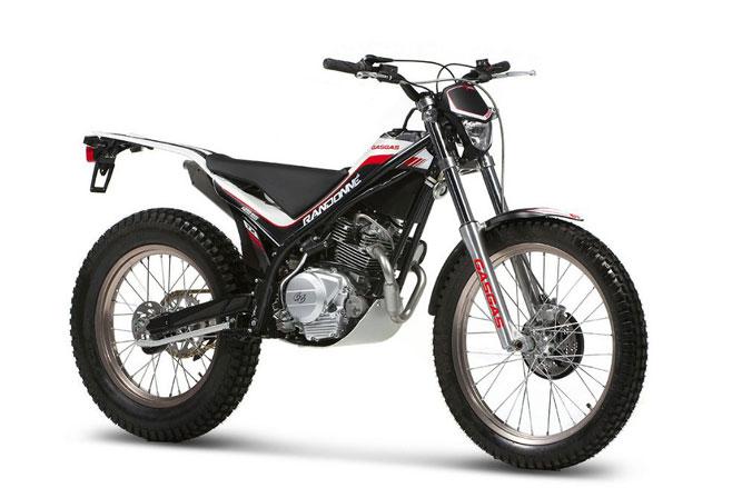 Gas Gas motorbike