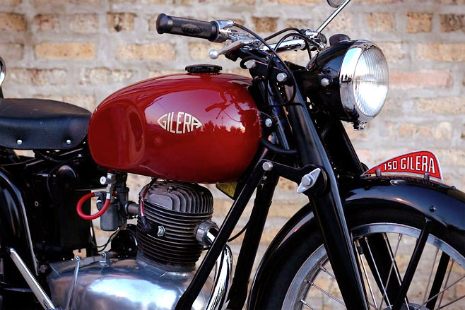 Gilera bike