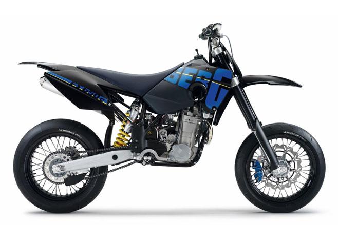 Husaberg motorbike