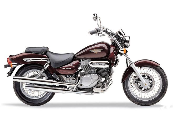 Hyosung motorcycle