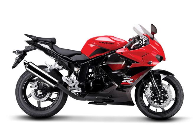 Hyosung motorbike