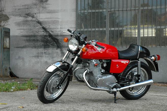 Laverda bike