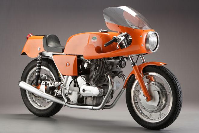 Laverda motorcycle