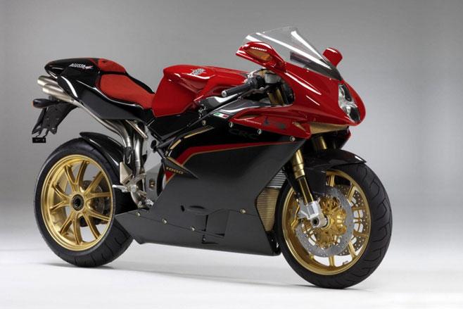 MV Agusta bike