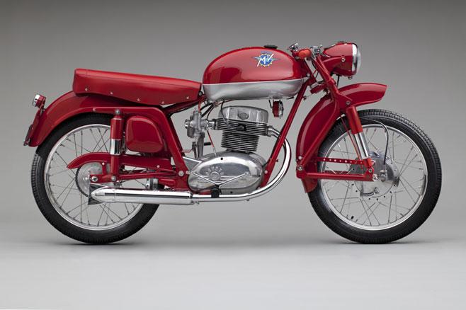 MV Agusta motorbike