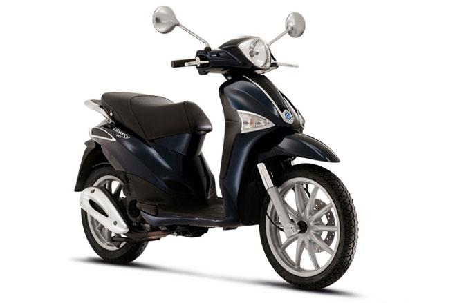 Piaggio motorcycle