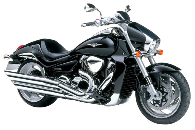Suzuki bike