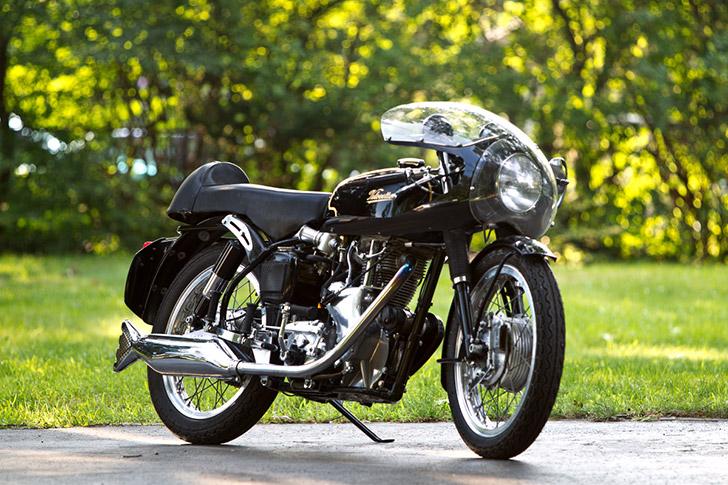 Velocette bike