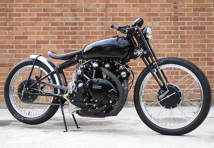 Vincent bike