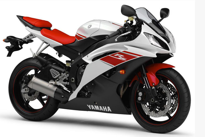 Yamaha bike