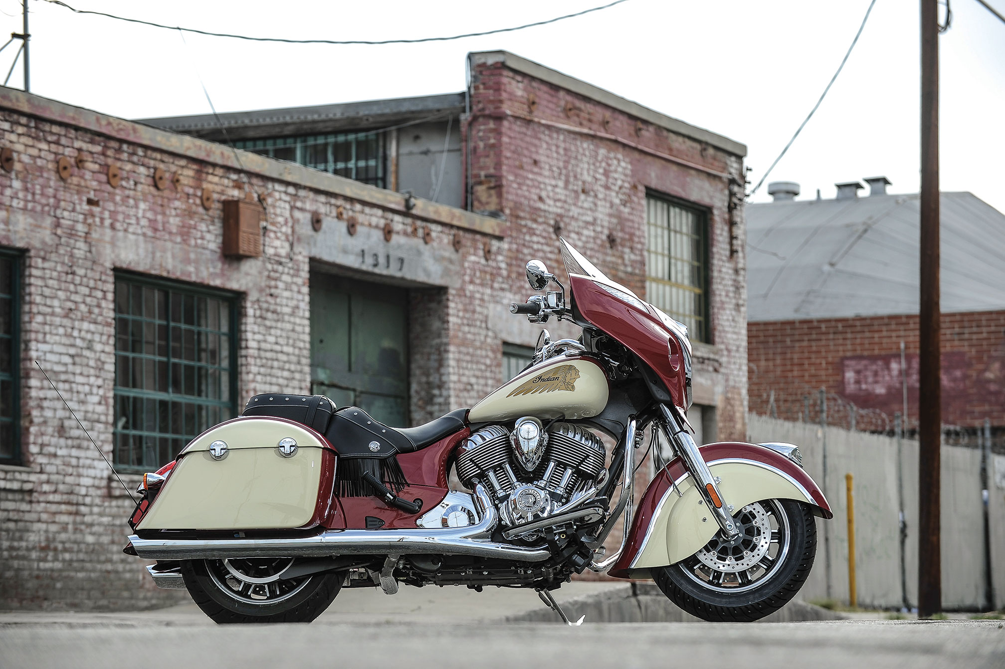 pc wallpaper Indian Chieftain 2015