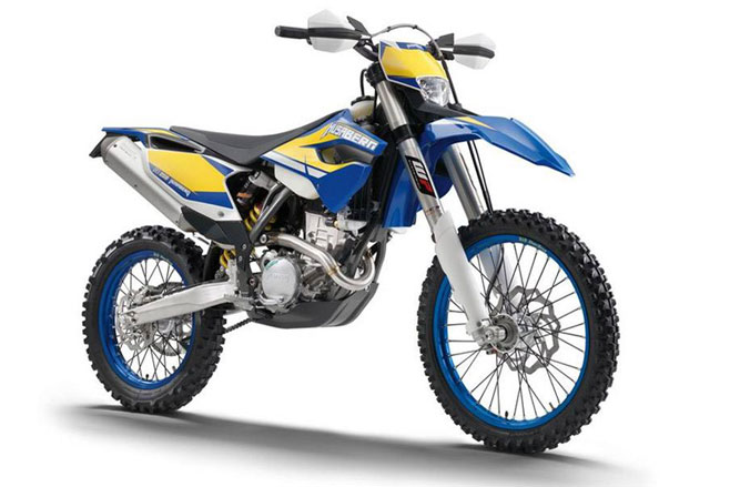 Husaberg bike