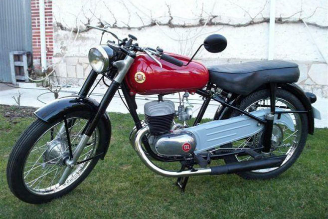 Montesa motorcycle
