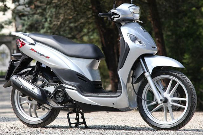 SYM motorcycle