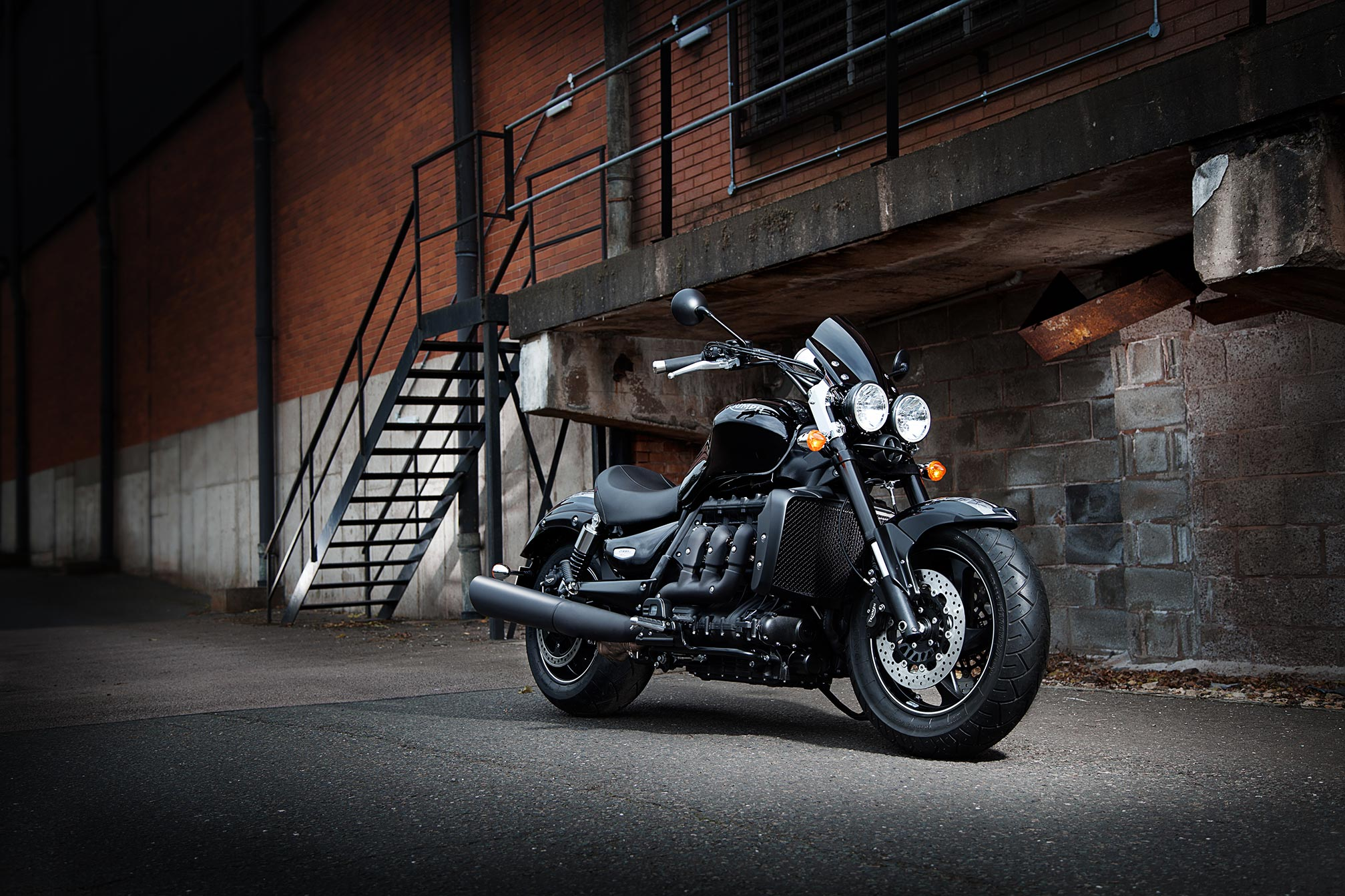 pc wallpaper Triumph Rocket X 2015