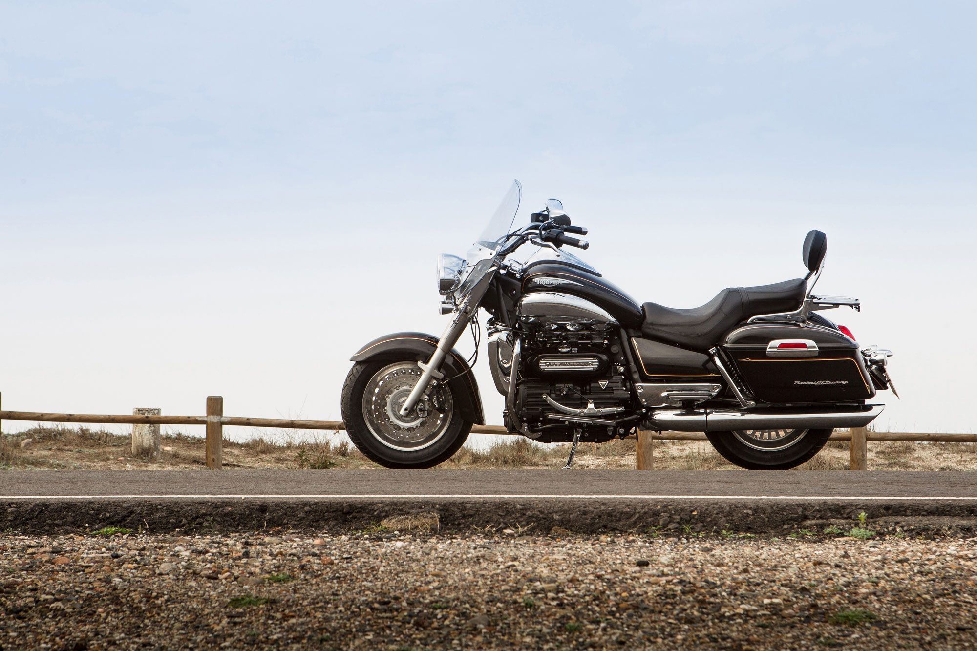 pc wallpaper Triumph Rocket III Touring 2015