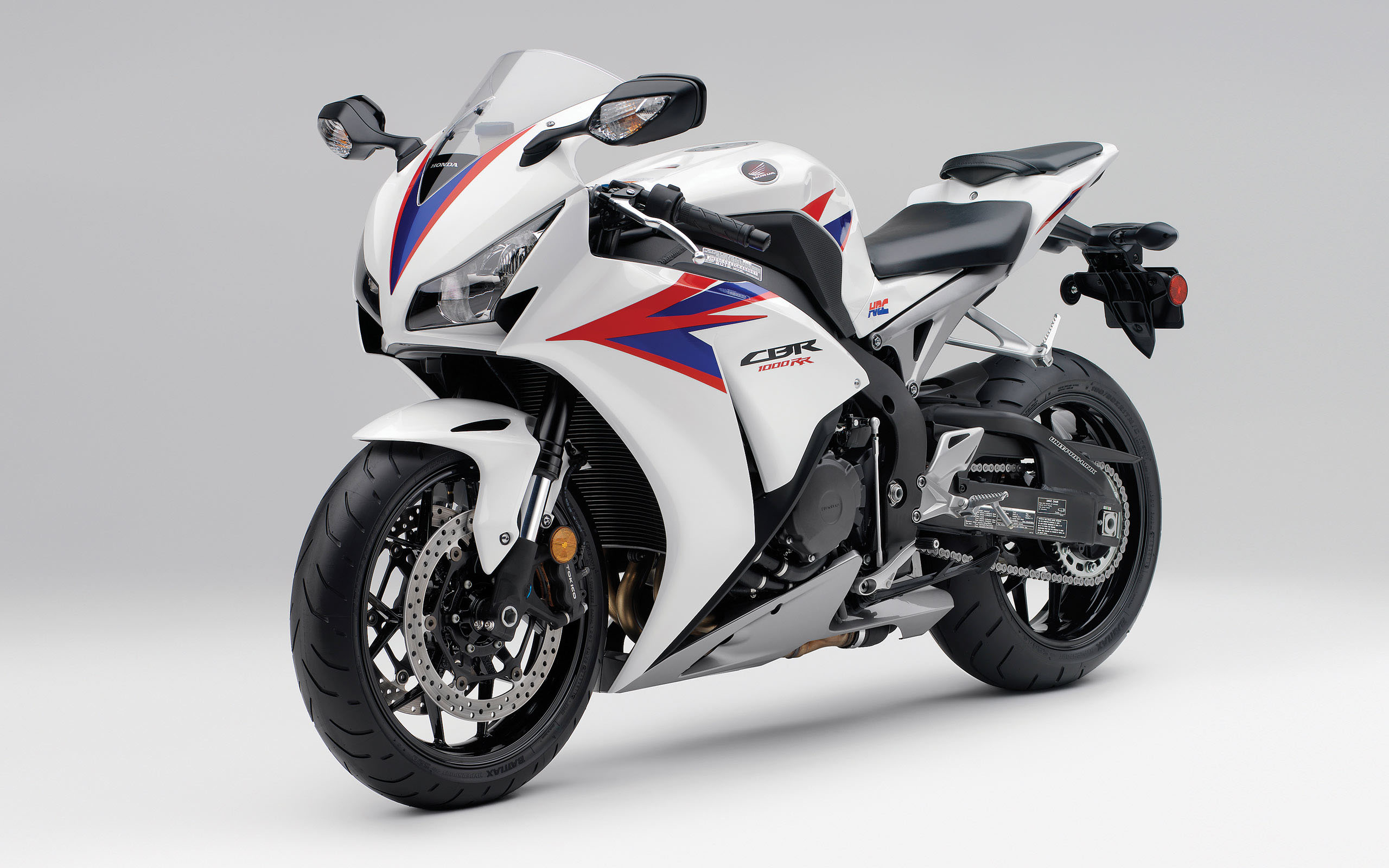 pc wallpaper Honda CBR1000 RR 2012 2560x1600