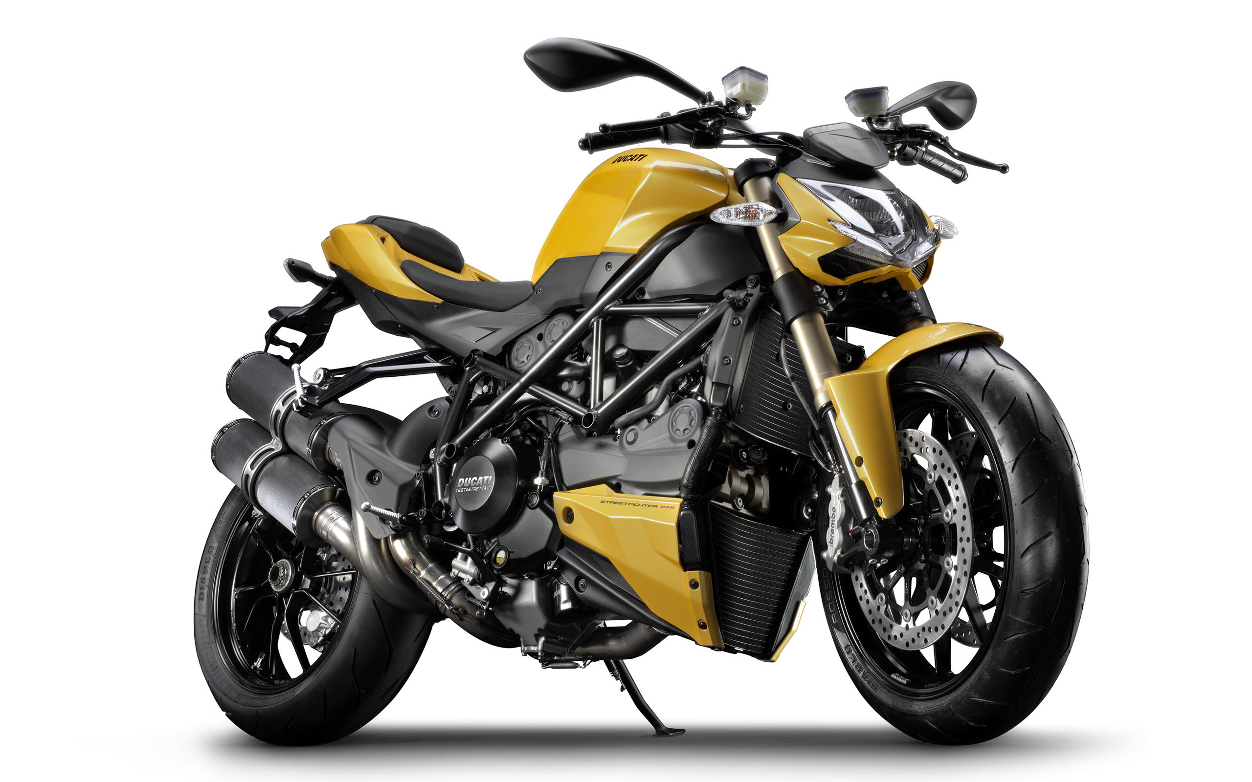 pc wallpaper Ducati Streetfighter 848 2560x1600