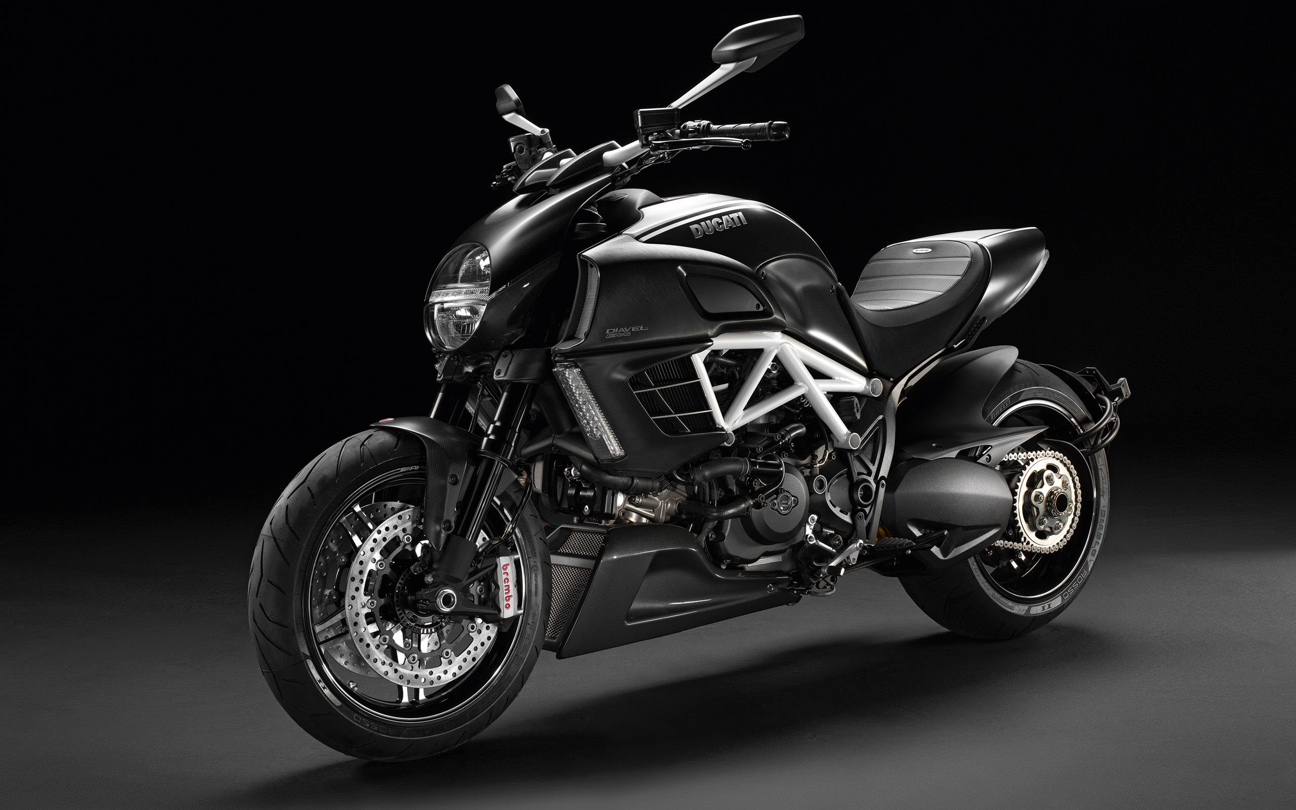 pc wallpaper Ducati Diavel AMG 2560x1600