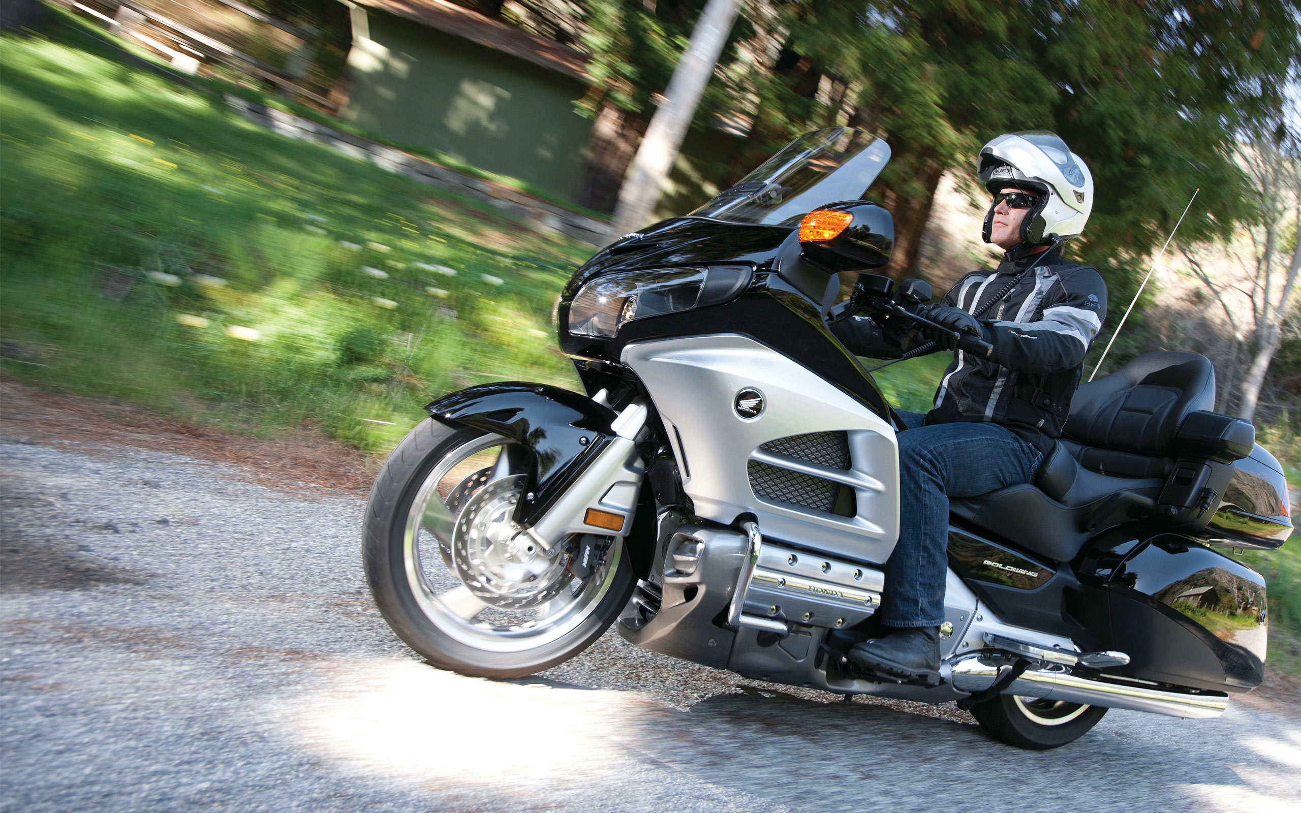pc wallpaper Honda Goldwing 2560x1600