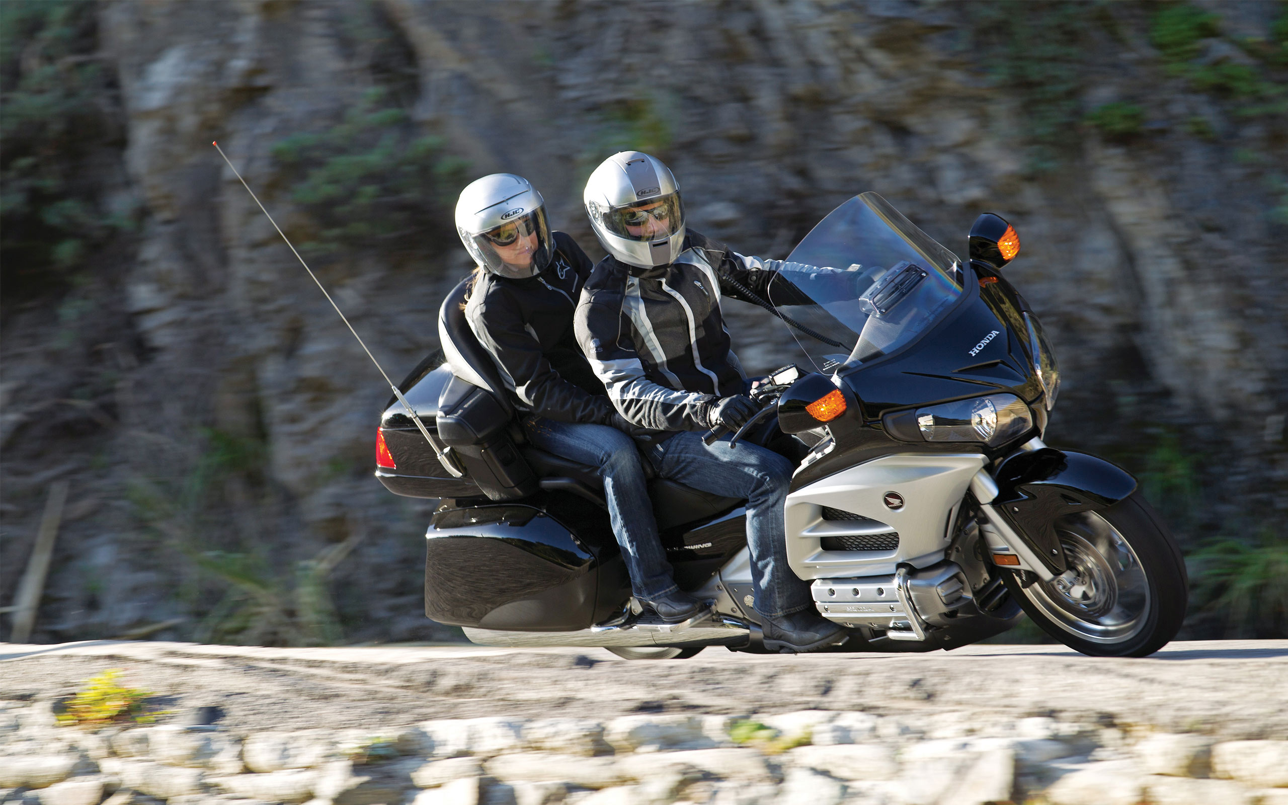 pc wallpaper Honda Goldwing Touring 2560x1600 px