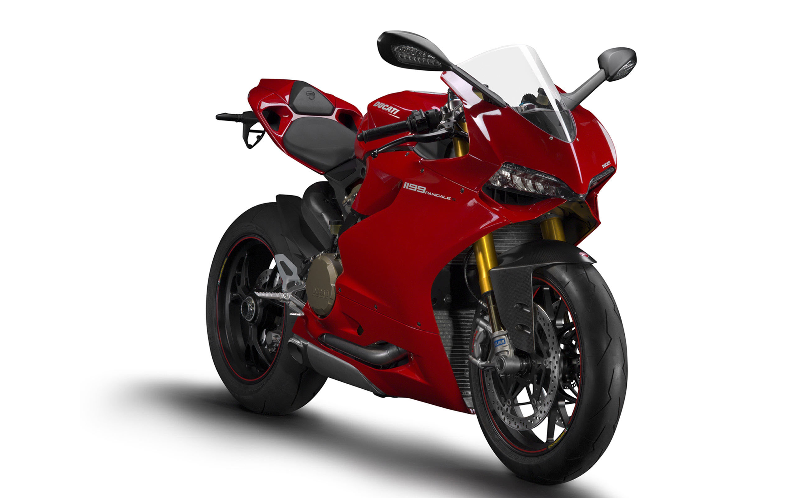 pc wallpaper Ducati 1199 Pangale S 2560x1600